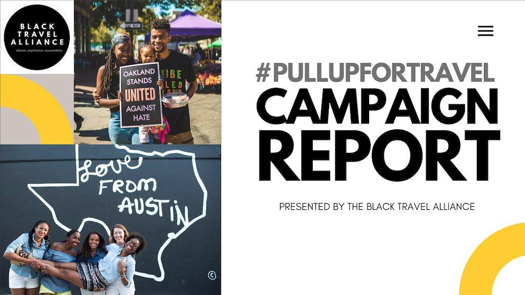 #Pullupfortravel Campaign Report