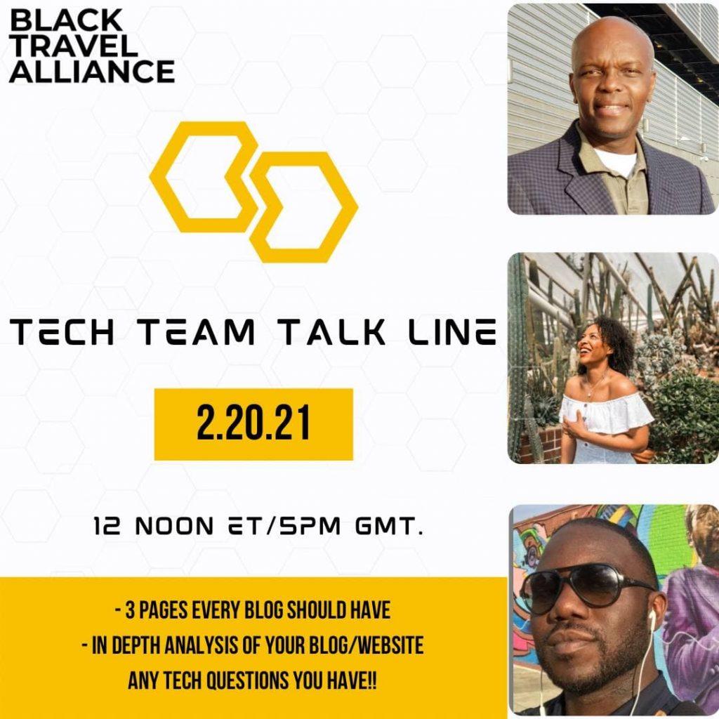 T3 Line: Tech Talk Line
