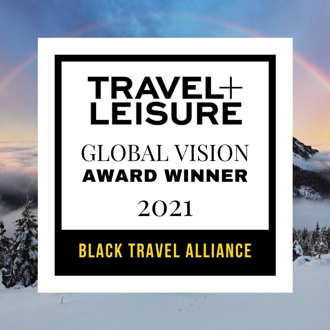 Travel+Leisure Global Vision Award