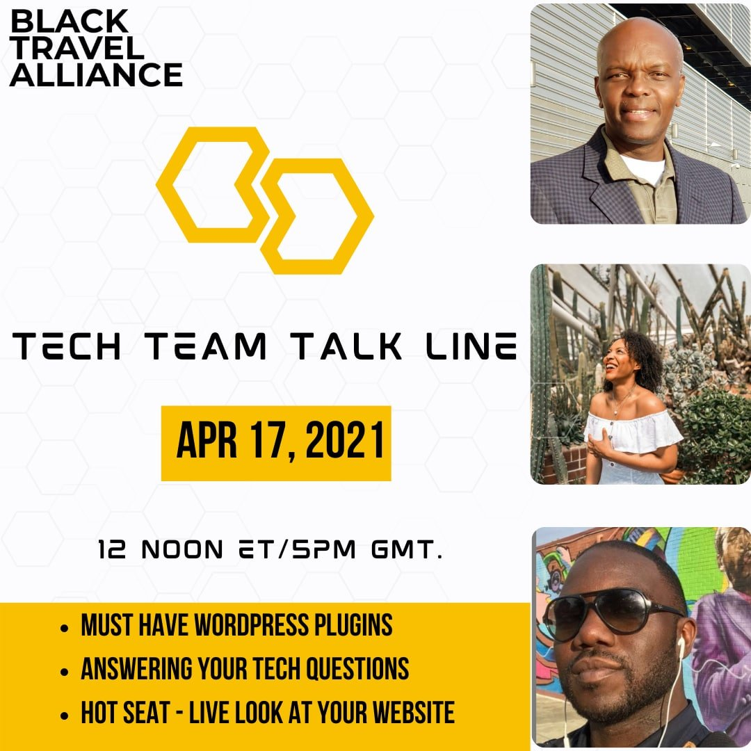T3 Line Tech Team Talk April 17, 2021