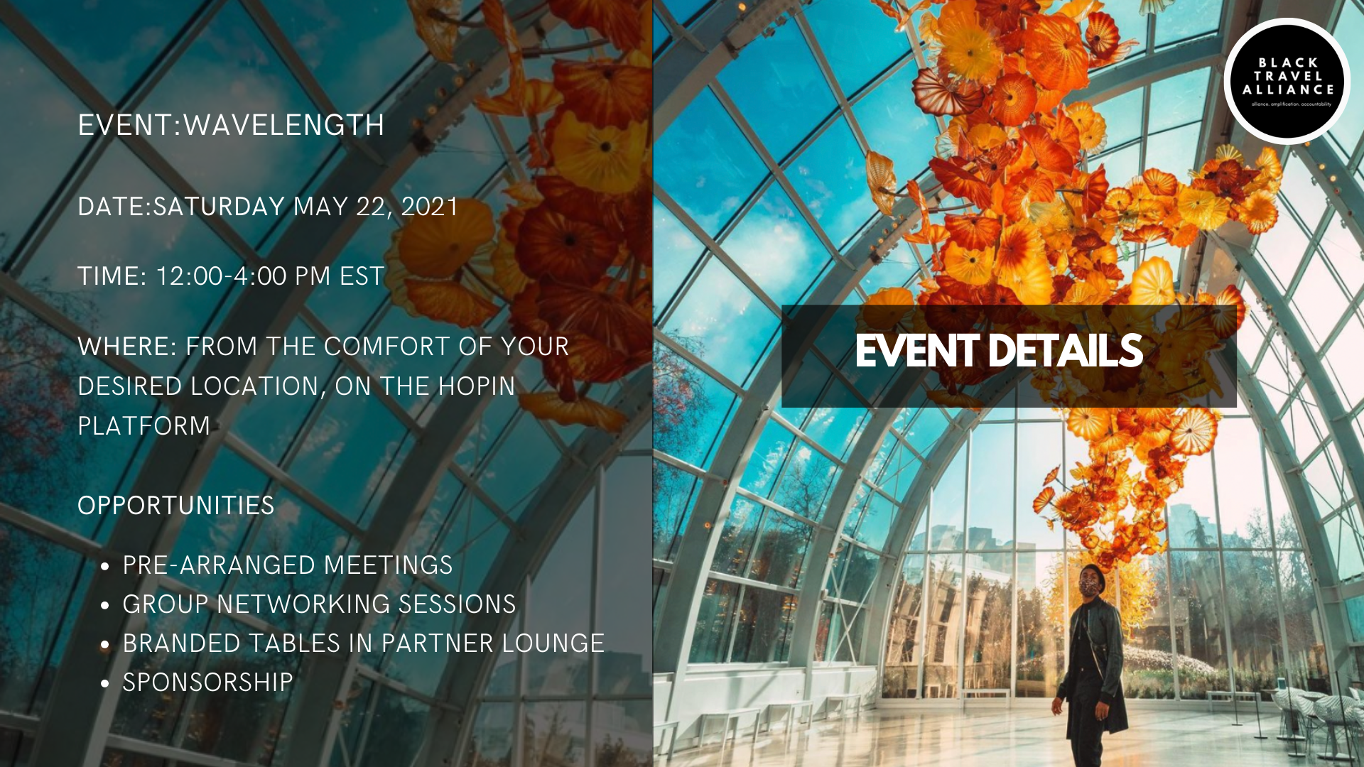 Wavelength 2 Event Details