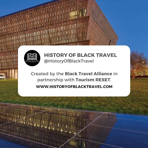 History of Black Travel